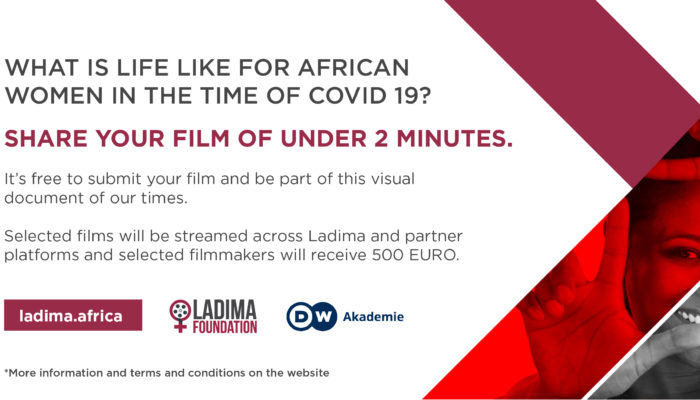 Ladima Foundation Short Film Competition – Launched Monday June 1st
